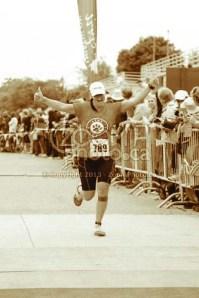 Meilleur 10km à vie, une fille bien fière d'elle!